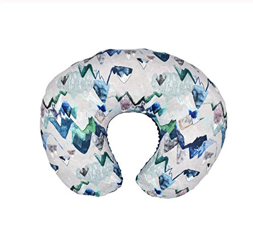 1Pc Nursing Newborn Infant Baby Breastfeeding Pillow Cover Nursing Slipcover Protector Modern Case Removable Elastic Pillow Covers-A