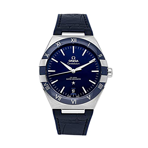 Omega Constellation Mechanical(Automatic) Blue Dial Watch 131.33.41.21.03.001 (Pre-Owned)