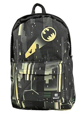 Loungefly x DC Comics Batman Signal Backpack