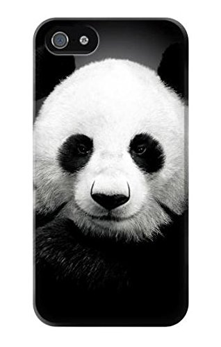 R1072 Panda Bear Case Cover For IPHONE 5 5S SE