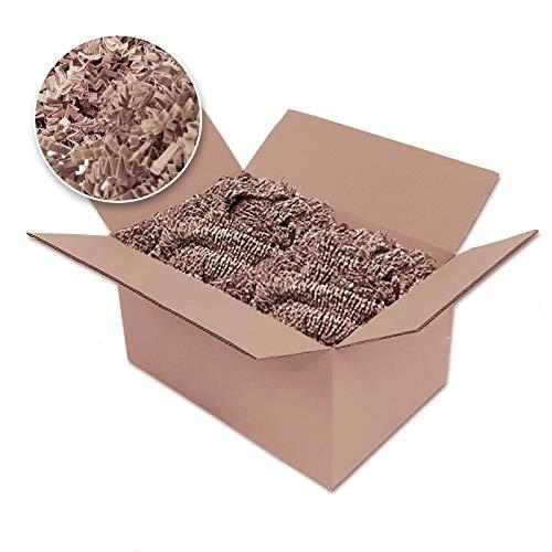 Schramm® Füllmaterial aus Pappe zum Verpacken Verpackungsmaterial 175 L Füllstoff zum Verpacken für Geschenke Polstermaterial