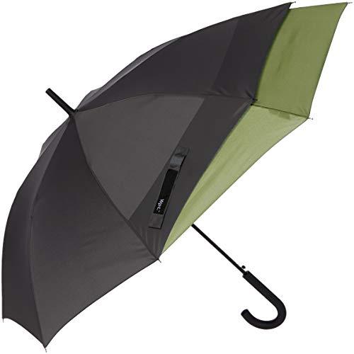 Wpc. BACK PROTECT UMBRELLA 982017145001 FREE ブラック