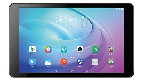 HUAWEI MediaPad T2 10.0 Pro LTE ;WIFI 25,6 cm (10,1 Zoll) Tablet-PC (Qualcomm™ MSM8939 Octa-Core 64-bit CPU, 2 GB RAM, 16 GB interner Speicher, Android 5.1, EMUI 3.1) schwarz