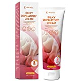 Hair Removal Cream by HealPool, Depilatory Cream, Flawless Painless Hair Remover Cream for Women and Men