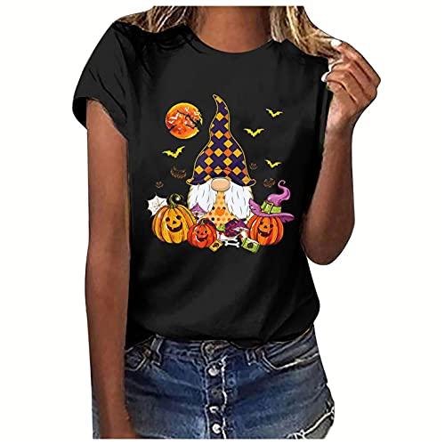BAIGEE Halloween T-Shirt Herren Damen...