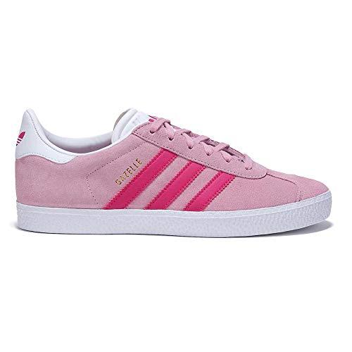 adidas Gazelle J, Chaussures de Fitness Mixte Enfant, Rose (Rosa 000), 38 EU