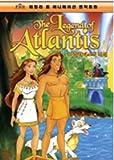 Animation DVD - The Legend of Atlantis (Korea Edition) (Region code : all)