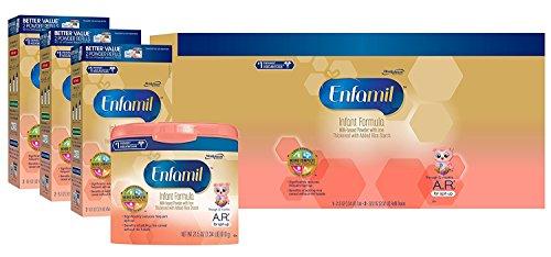 Enfamil A.R. Spit Up Baby Formula Gentle Milk...
