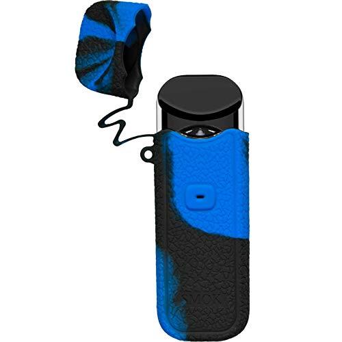 PhoneNatic - Custodia in Silicone Compatibile con SMOK Nord