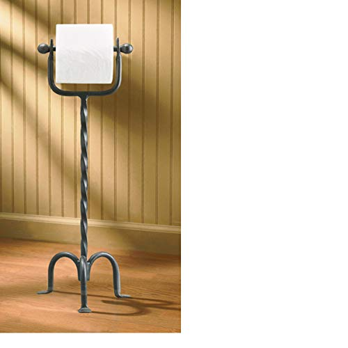 Top 10 best selling list for wrought iron standing toilet paper holder