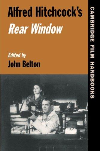 Alfred Hitchcock's 'Rear Window' (Cambridge Film Handbooks)