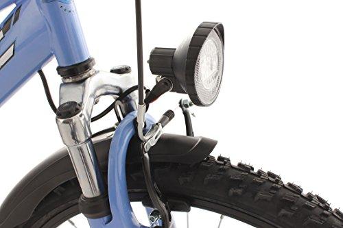 KS Cycling Zodiac VTT Mixte Enfant, Bleu, 24'