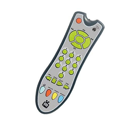 Boburyl Baby Spielzeug Musik TV Fernbedienung frühes pädagogisches Spielzeug Kinder Elektrische Controller Lernmaschine Spielzeug Geschenk