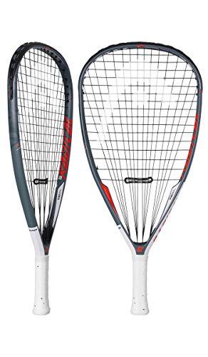 Head Graphene 360+ Radical 170 - Raqueta de raquetbol (mango de 3 5/8')