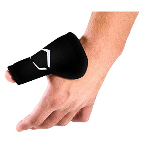 EvoShield Protective Thumb Guard, Hourglass Thumb Guard, 4.25