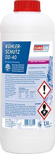 EUROLUB Kühlerschutz DD-40, 1,5 Liter