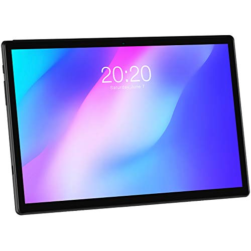 Dsqcai 10.1 '' Tablet PC PC 1920x1200 4G Network Unisoc T618 Octa Core 6GB RAM 128GB ROM Tablet PC Android 10 Dual WiFi Tipo-C