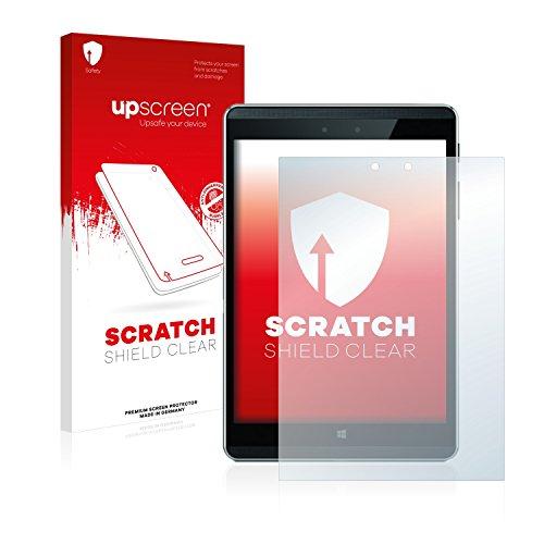 upscreen Schutzfolie kompatibel mit HP Pro Tablet 608 G1 – Kristallklar, Kratzschutz, Anti-Fingerprint