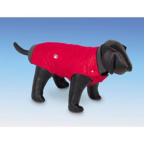 Nobby Hunde Mantel (32cm) (Rot)