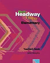 New Headway Video: Teacher's Book Elementary level by John Murphy (2003-04-24)