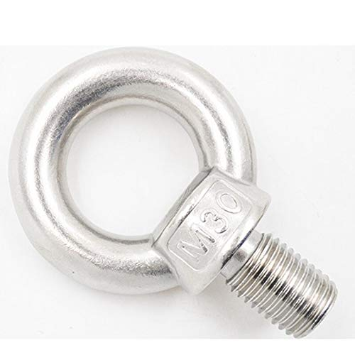 BOL-73485 1pc 304 Stainless High quality Steel Cable Bolt Lifting Rope Safety and trust Eye M3
