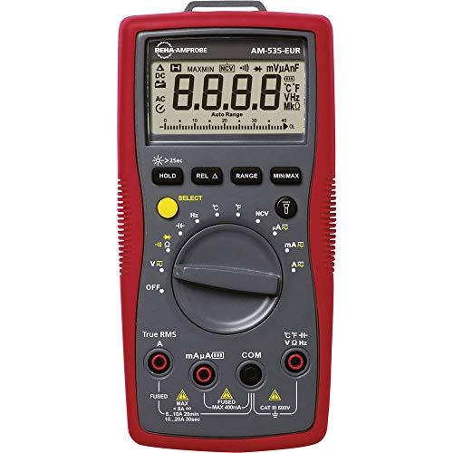 AM-535 Digitalmultimeter TRMS mit Messleitungen