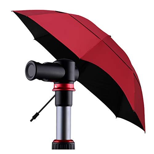 LWH Sonnenschirme,Marktschirme,Angelschirme,UV-Schutz,UPF 50 +,Gartenschirme,Terrassenschirme,Sonnenschutz,wasserdicht,ohne Halterung,360 ° Universalrotation,für Gärten,Balkone