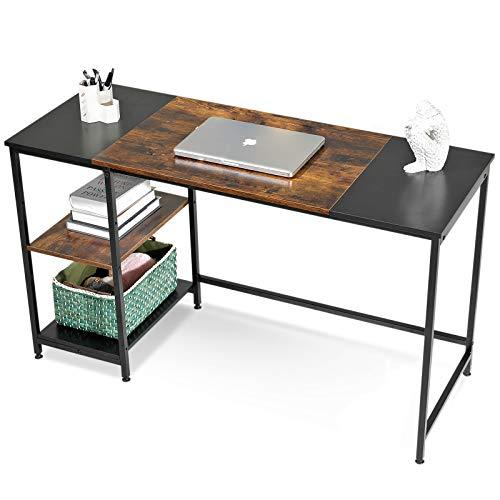 ComputerDesk, APOWE HomeOfficeDesk StudyWritingDesk Table...