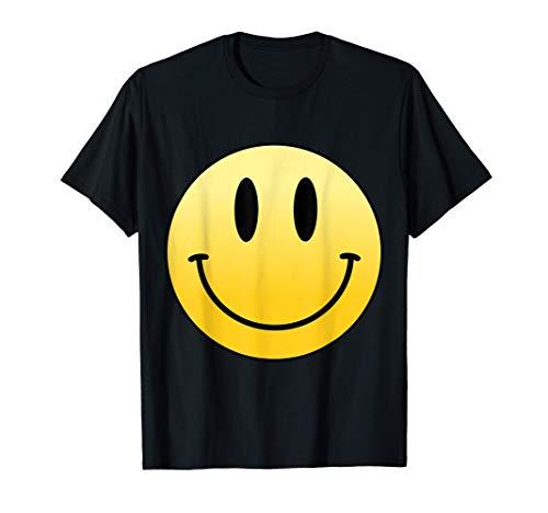 Mr. Happy Smiley Smile Face Positive Cute T-Shirt