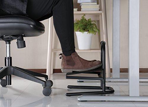 Ergoshopping Heavy Duty Adjustable Height Foot Rest
