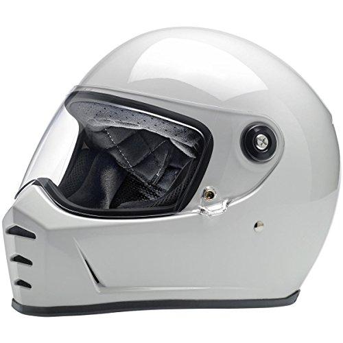 Casco Lane Splitter Helmet- ECE approved BIANCO LUCIDO