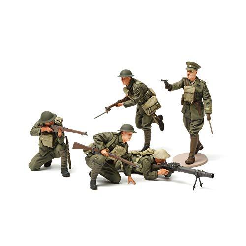 Tamiya Models World War I British Infantry Set