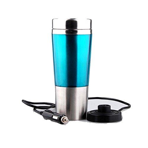 Ruirui-Voiture Chauffage Coupe, en Acier Inoxydable isolés Coupe, Vide Double vitrage Isolant, Blue