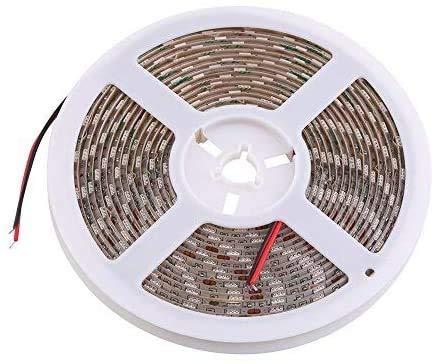 植物育成ライト 植物LED 5:1 LED 5メートル ストリップライト 60pcs 植物育成用 12V 防水 植物ledライト 室内栽培ライト 家庭菜園 水耕栽培 植物育成LED 水草栽培 光合成植物に対応