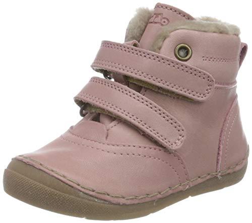 Froddo G2110087 Girls Ankle Boot, PINK, 24 EU
