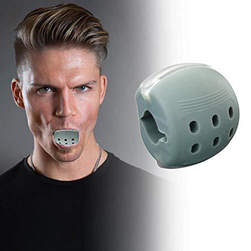 Equipo de gimnasia para tonificación de la cara del cuello, aparato de ejercicios para la línea de la mandíbula, masticador de fitness, tonificación de la cara, tonificación de la mandíbula