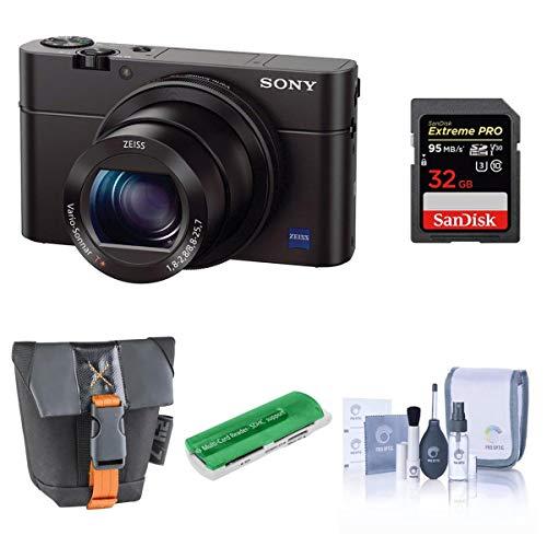 Sony Cyber-Shot DSC-RX100 III Digital Camera,...