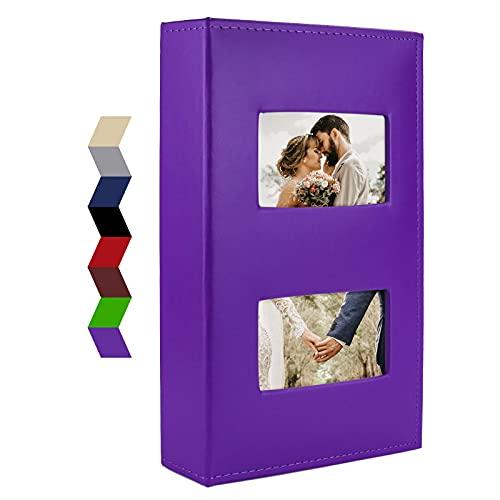 album fotografico 7x10 Vienrose Album Foto 10x15 cm 300 Tasche
