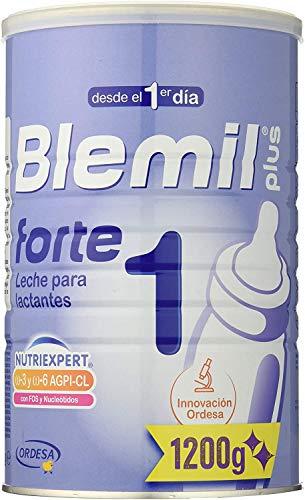 Blemil Plus – Forte 1, Leche de Inicio, 1200 gr