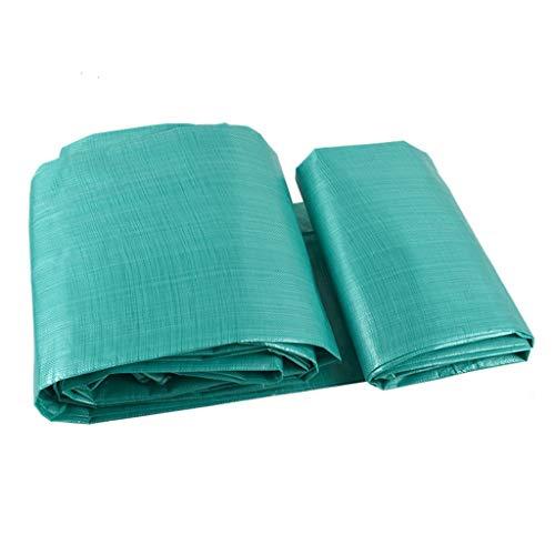 Bâche De Protection Solaire Imperméable Et Antipluie Verte PE 180g / M2 (Taille : 10x12m)