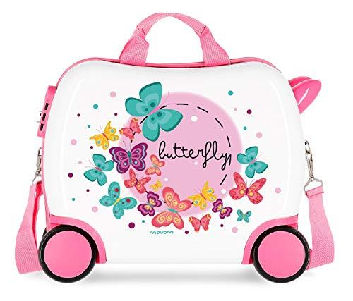 MOVOM maleta infantil pequeña – Maleta correpasillos económica