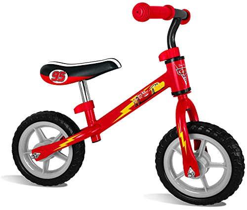 Stamp Cars Running Bike, Niños, Rojo, 2+