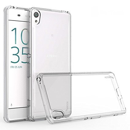 SmartLike Sony Xperia XA1 G3121, G3123, G3125 Soft Silicon Transparent Case Cover for Sony Xperia XA1 G3121, G3123, G3125