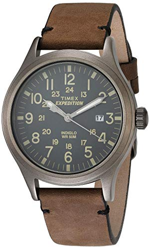 Timex メンズ Expedition Scout 40腕時計