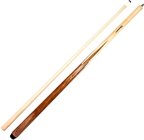 "Imperial Eliminator 58"" 2-Piece Hard Rock Maple Billiard/Pool House Cue, Sneaky Pete"