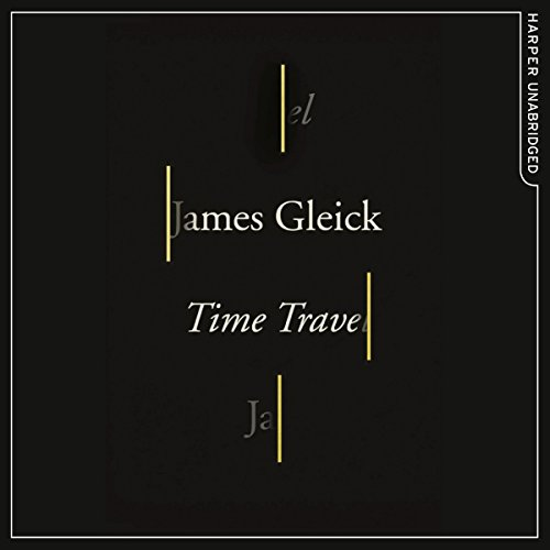 Time Travel audiobook cover art