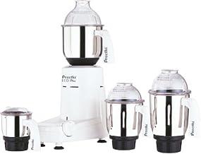 Preethi Eco Plus 4 Jar Mixer Grinder 110 Volts