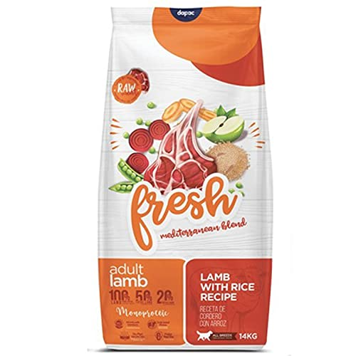 Pienso para Perros Adultos ANC Fresh Mediterranean Blend Cordero 14 kg