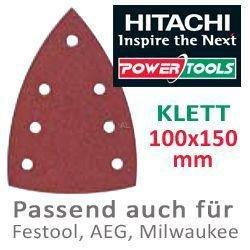 Hitachi 753423 accesorio lijadora Hoja lijadora 10