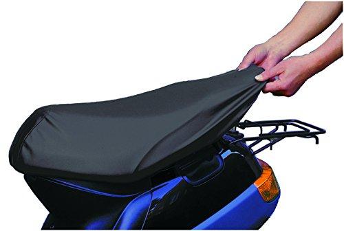 TNK工業 スピードピット BC-4 ミニバイク・スクーター シートカバー ブラック Lサイズ 80796